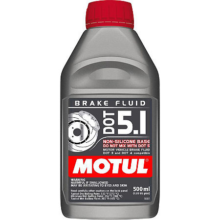 Motul DOT 5.1 Brake Fluid - Main