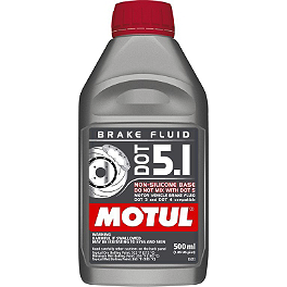 Motul DOT 5.1 Brake Fluid - Motul RBF 600 Racing Brake Fluid