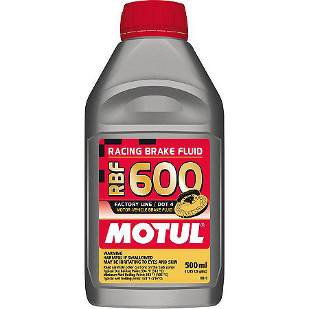 Motul RBF 600 Racing Brake Fluid - Main