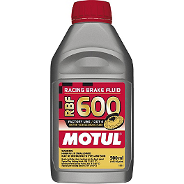 Motul RBF 600 Racing Brake Fluid - Motul DOT 5.1 Brake Fluid