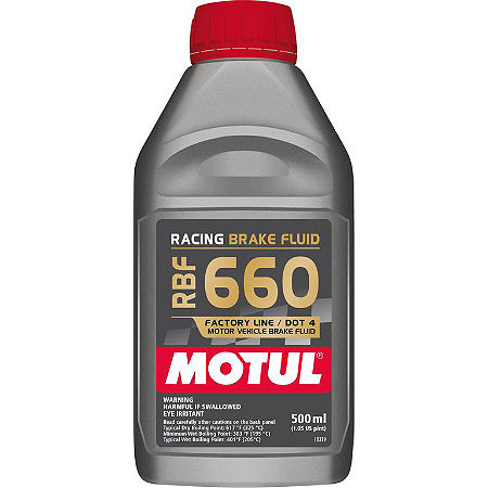 Motul RBF 660 Racing Brake Fluid - Main