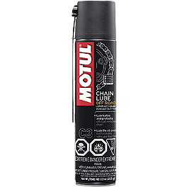 Motul Offroad Chain Lube - Motul Air Filter Oil