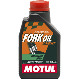 Motul Expert Line Synthetic Blend Fork Oil - Motul Factory Line Shock Oil