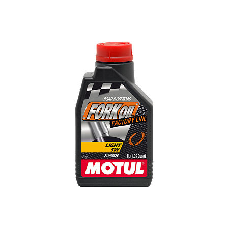 Motul Factory Line Synthetic Fork Oil - Main