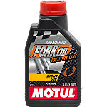 Motul Factory Line Synthetic Fork Oil - Motorcycle Suspension