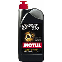 Motul Gear 300 Gearbox Oil - Moose Electric Plow Lift Replacement Wire Rope With Loop