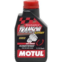 Motul Transoil Expert Gearbox Oil - Motul Air Filter Clean