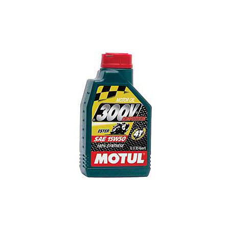 Motul 300V 4T Competition Synthetic Oil - Main
