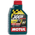 Motul 300V 4T Competition Synthetic Oil - Motorcycle Fluids and Lubricants