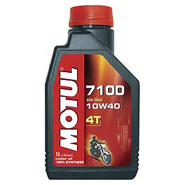 Motul 7100 Synthetic Oil - Motul E-Tech 100 Synthetic Oil