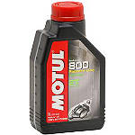 Motul 800 2T Factory Line Oil - Motul Dirt Bike Fluids and Lubricants