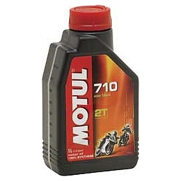 Motul 710 2T Racing Premix - Motul 510 2T Synthetic Blend Premix