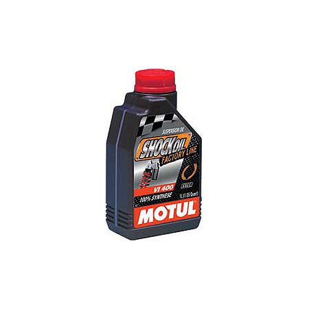 Motul Factory Line Shock Oil - Main