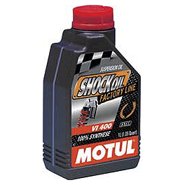 Motul Factory Line Shock Oil - Maxima 3WT Shock Fluid - 32oz