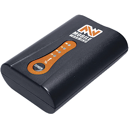 Mobile Warming Rechargeable 7V 2.2Ah Li-ION Battery - Mobile Warming Dual Battery Charger