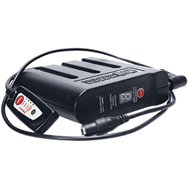 Mobile Warming Rechargeable 7V 4.0Ah Li-ION Battery - Mobile Warming 12V Car Charger