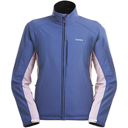 Mobile Warming Glasgow Jacket - Mobile Warming Women's Classic Softshell Jacket
