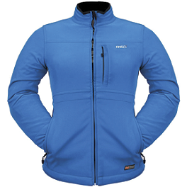Mobile Warming Women's Classic Softshell Jacket - Mobile Warming Glasgow Jacket