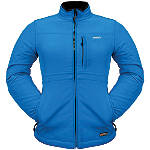Mobile Warming Women's Classic Softshell Jacket - Mobile Warming Cruiser Riding Gear