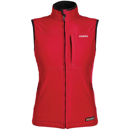 Mobile Warming Women's Classic Softshell Vest - Main