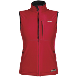 Mobile Warming Women's Classic Softshell Vest - VentureHeat MC-15 Women's 12 Volt Heated Vest