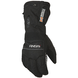 Mobile Warming Women's TX Gloves - Firstgear Women's Heated Passenger Gloves