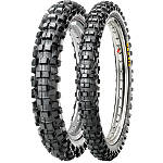 Maxxis IT 125 / 250F Tire Combo - Maxxis Dirt Bike Tires