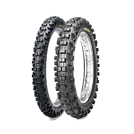 Maxxis SI/SM/SX 250/450F Combo - 1989 Honda CR500 Maxxis Maxxcross Desert IT Rear Tire - 110/100-18