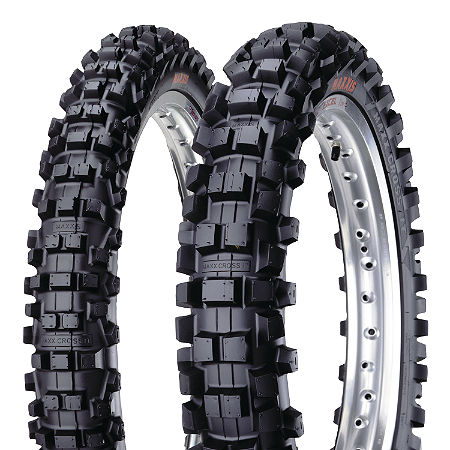 Maxxis Maxxcross-IT 80/85 Tire Combo - Main