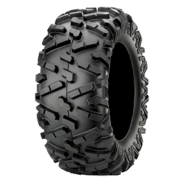 Maxxis Bighorn 2.0 Tire - 26x9-12 - 2004 Yamaha GRIZZLY 660 4X4 Moose 387X Center Cap