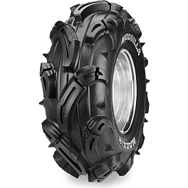 Maxxis Mudzilla Front / Rear Tire - 25x8-12 - 2006 Arctic Cat 400 VP 4X4 Maxxis Ceros Rear Tire - 23x8R-12