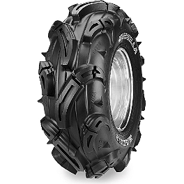 Maxxis Mudzilla Tire - 27x9-12 - 2014 Can-Am OUTLANDER MAX 800R XT Maxxis Ceros Rear Tire - 23x8R-12