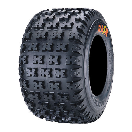 Maxxis RAZR MX Rear Tire - 18x10-9 - Main