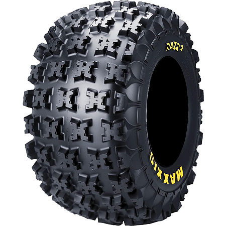 Maxxis RAZR2 Rear Tire - 22x11-10 - Main