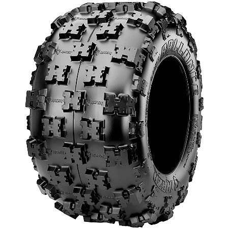 Maxxis RAZR Ballance Radial Rear Tire - 19x10-9 - Main