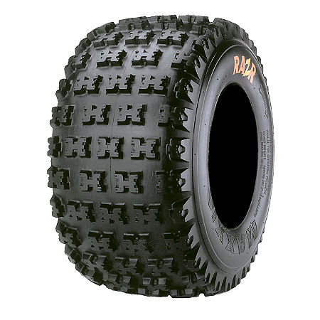Maxxis RAZR 4 Ply Rear Tire - 20x11-8 - Main