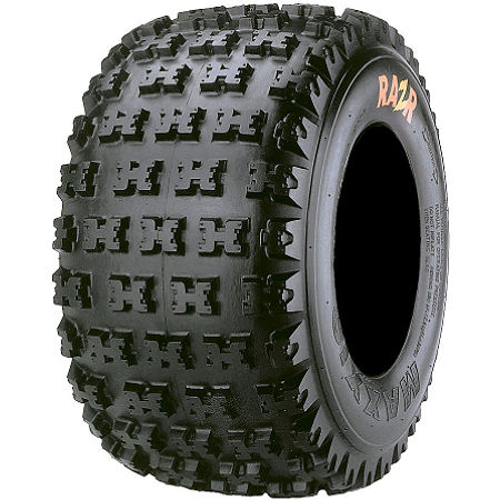 Maxxis RAZR 4 Ply Rear Tire - 22x11-9 - Main