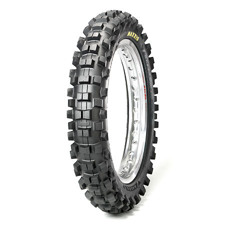 Maxxis Maxxcross SI Rear Tire - 120/80-19 - Main