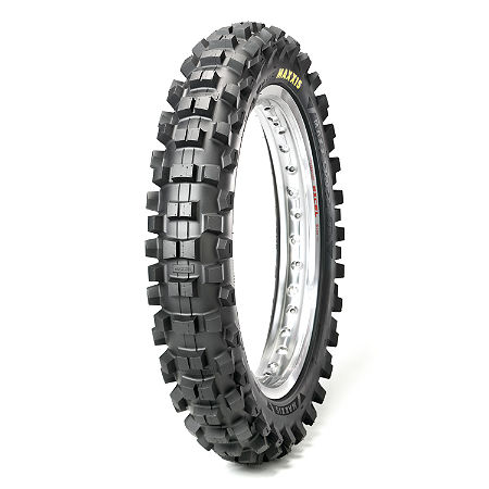 Maxxis Maxxcross SI Rear Tire - 120/90-19 - Main