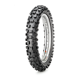 Maxxis Maxxcross SX Rear Tire - 110/90-19 - 2011 Husqvarna TC449 Maxxis Maxxcross SI Rear Tire - 120/90-19