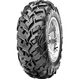 Maxxis Vipr Front Tire - 27x9R-14 - 2012 Polaris SPORTSMAN BIG BOSS 800 6X6 Maxxis Ceros Rear Tire - 23x8R-12