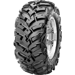 Maxxis Vipr Rear Tire - 27x11R-14 - 2013 Suzuki KING QUAD 750AXi 4X4 POWER STEERING Maxxis Bighorn Front Tire - 26x9-12