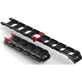 Matrix Concepts Rockstar Energy M6 6 Foot Folding Ramp - Matrix Concepts Two Motorsports M6 6 Foot Folding Ramp