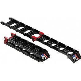 Matrix Concepts JGR MX M6 6 Foot Folding Ramp - Matrix Concepts Two Motorsports M6 6 Foot Folding Ramp