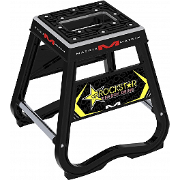 Matrix Concepts Rockstar Energy M2 Worx Stand - Matrix Concepts Rockstar Energy M6 6 Foot Folding Ramp