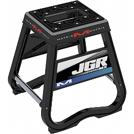 Matrix Concepts JGR MX M2 Worx Stand - Matrix Concepts Two Motorsports M2 Worx Stand