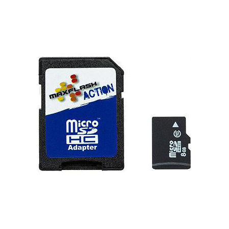 MaxFlash Action Class 10 Micro SD Memory Card - Main