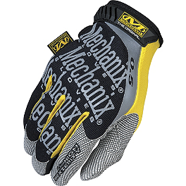 Mechanix Wear 0.5 Gloves - Motion Pro Powder Free Textured Nitrile Gloves