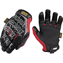 Mechanix Wear Original High Abrasion Gloves - Mechanix Wear 0.5 Gloves