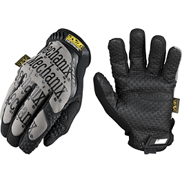 Mechanix Wear Original Grip Gloves - Mechanix Wear Original High Abrasion Gloves